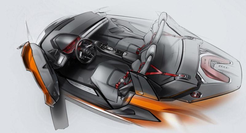 奥迪Nanuk Quattro概念车