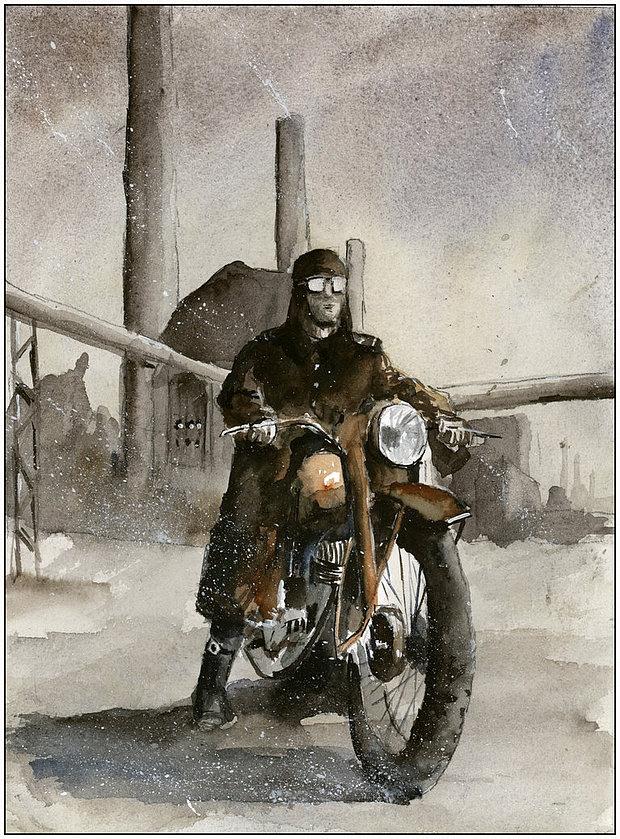 摩托 摩托车 620_839 竖版