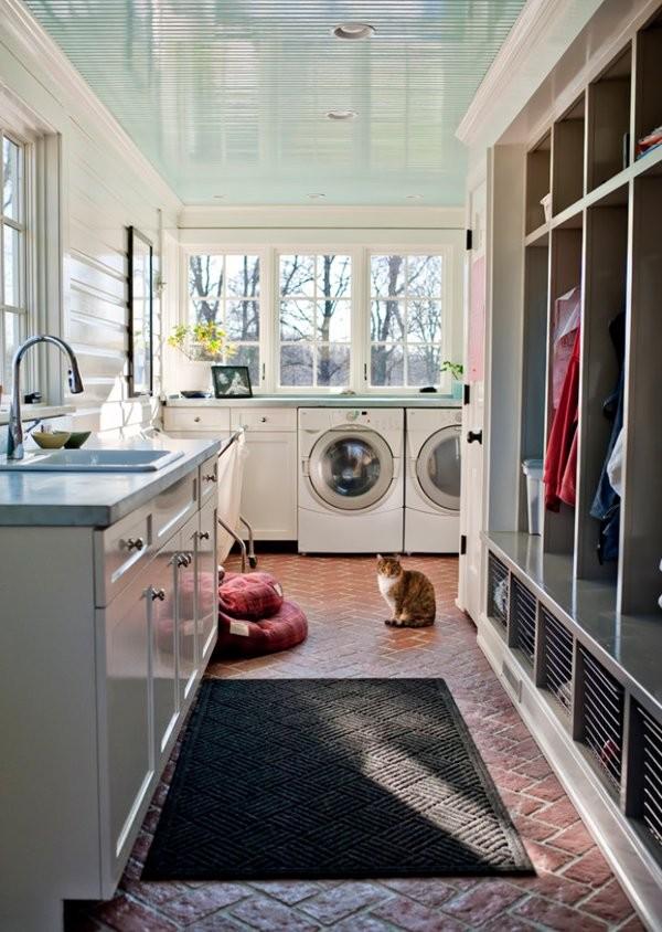 51个国外洗衣房设计欣赏 设计之家