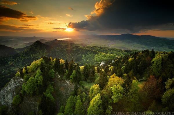 波兰摄影师Darek Podhajski风光摄影作品
