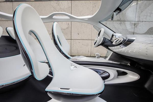 Smart Fourjoy概念车