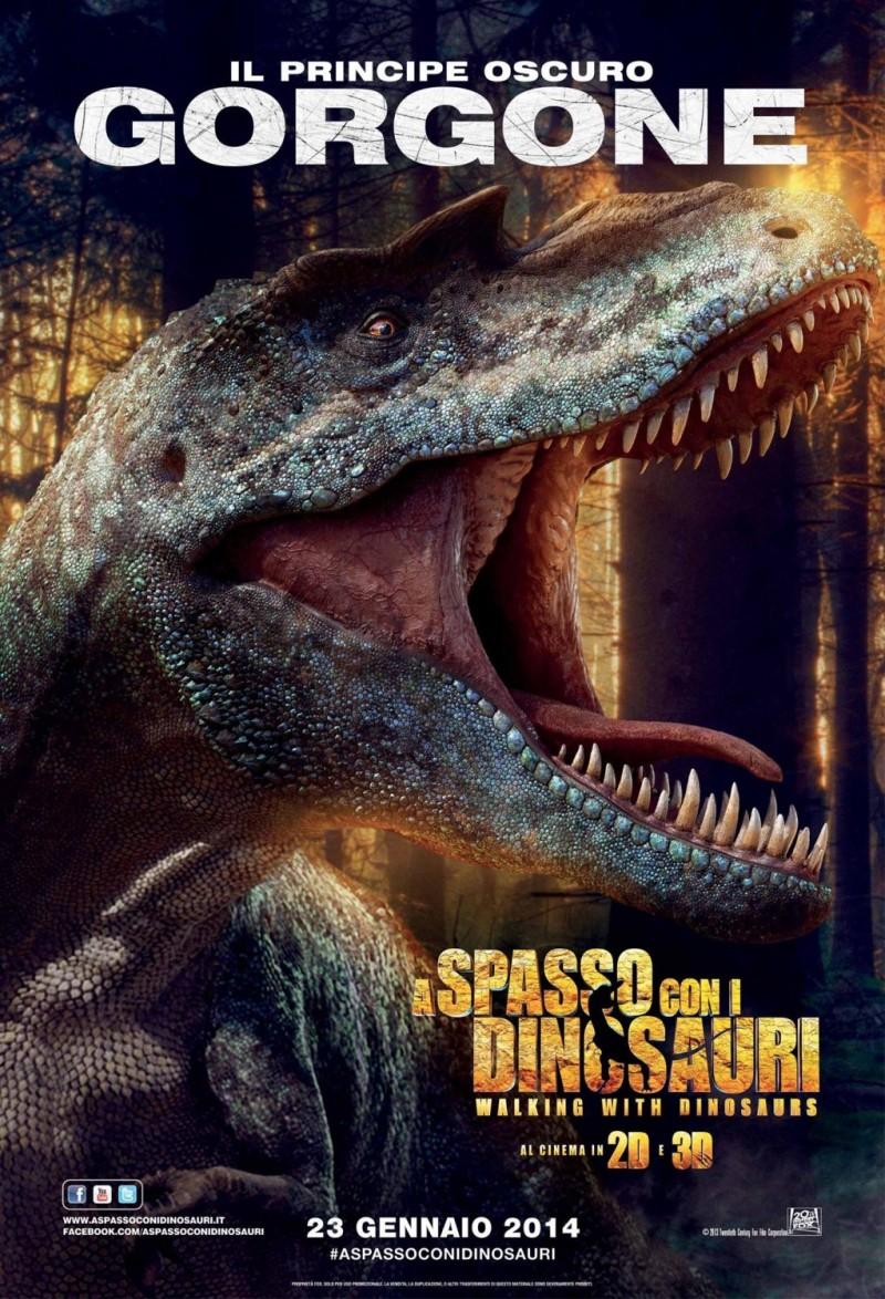 电影海报欣赏:与恐龙同行(walking with dinosaurs)
