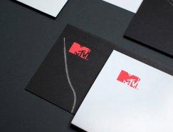 Motherbird:MTV信纸 信笺 名片设计欣赏