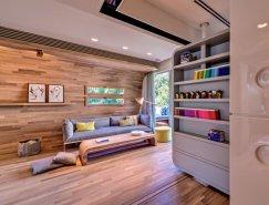 以色列特拉维夫TLV现代时尚住宅设计