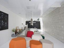 巴西圣保罗Casa 4×30住宅设计欣赏