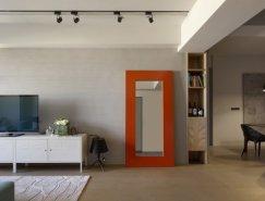台湾现代简约风格公寓设计