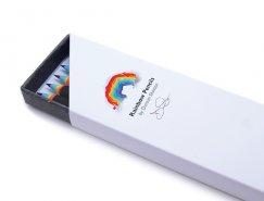 皇冠新2网师Duncan Shotton的彩虹铅笔