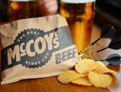 McCoy's薯片包裝設計