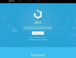 漂亮的网页配色:蓝色和绿色