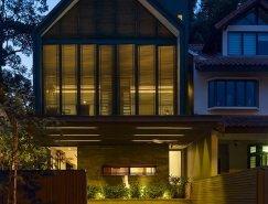现代大气的Y-House别墅设计