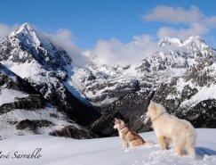 José Sarrablo大氣壯觀的山峰攝影欣賞