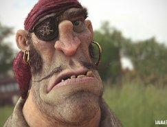 Pedro Conti 3D角色設計欣賞