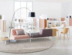 設計師Till Grosch + Bj?rn Meier:Docks模塊化家具