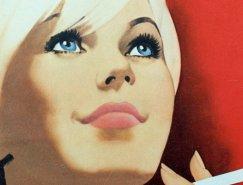 荷蘭藝術家Frans Mettes:經典廣告海報設計作品