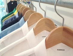 品牌设计欣赏:日本时尚品牌KUBRICK