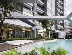 T.R.O.P.作品: 曼谷屋顶游泳池