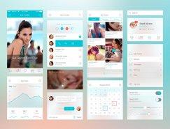20个漂亮的手机用户界面UI设计
