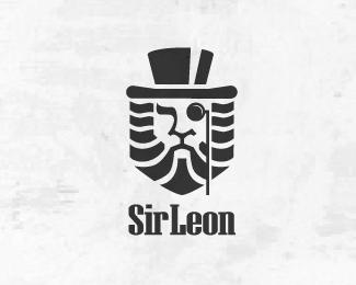 【logo集粹】一组以狮子为元素的标志设计图片