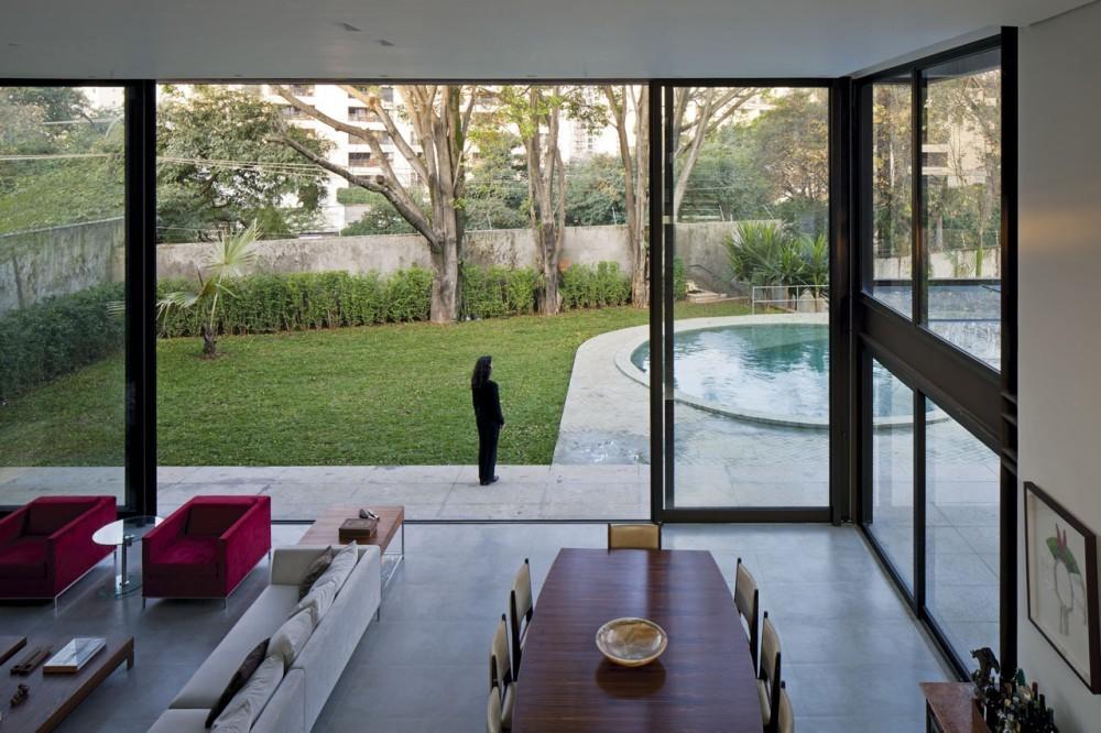 巴西圣保罗AM豪华别墅欣赏