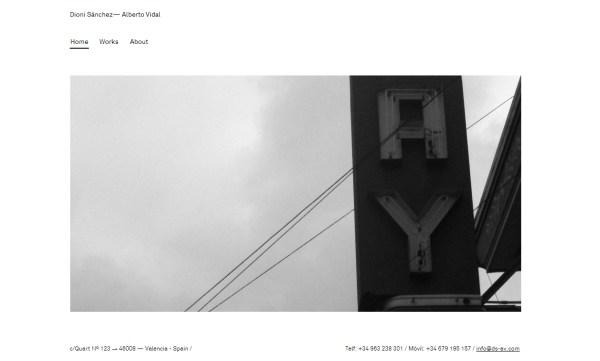 Dioni Sanchez - Alberto Vidal Studio
