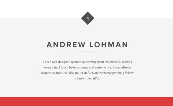 Andrew Lohman