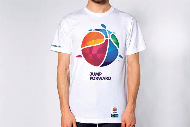 2015年乌克兰欧洲男子篮球锦标赛LOGO