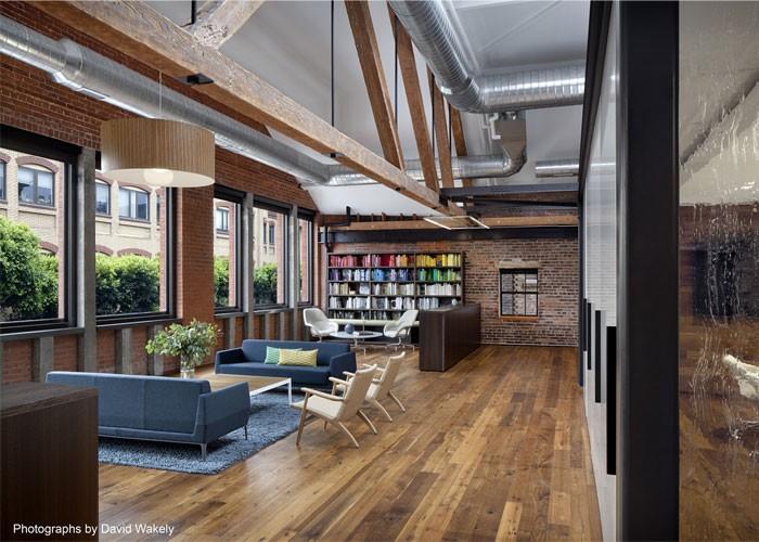 设计机构Tolleson办公室设计