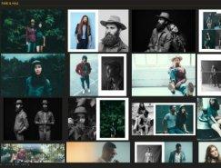 30个国外摄影师作品展示网站设计