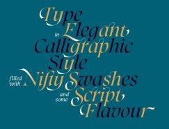 匈牙利设计师Aron Jancso字体设计作品