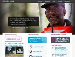 40个国外非营利组织网站设计