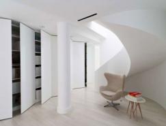 纽约下城Wadia复式公寓