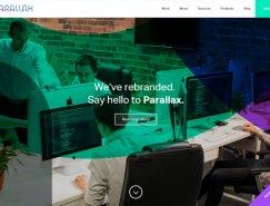 明亮的色彩运用:20例国外网站皇冠新2网欣赏