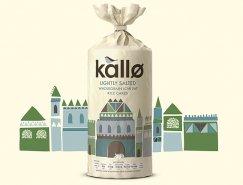 Kallo食品包裝設計欣賞
