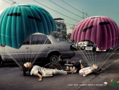 為了安全,請務必戴上頭盔: 泰國健康促進基金會公益廣告