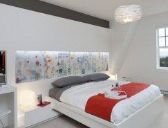 温馨宜人的现代家居装修设计