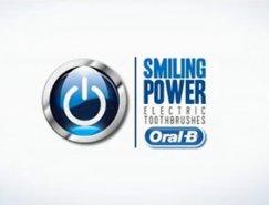 Oral-B电动牙刷广告: 微笑的力量