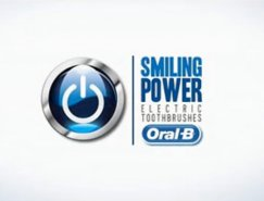 Oral-B電動牙刷廣告: 微笑的