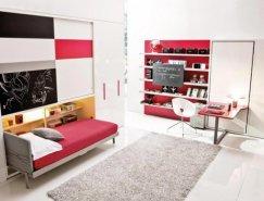 現代兒童房的空間利用案例欣