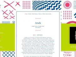30个现代简约风格的网站设计