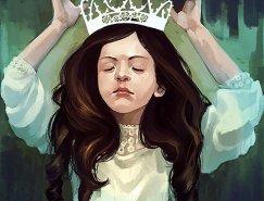巴西插画师Dika Raujo作品欣赏