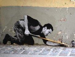 Charles Leval街头艺术作●品