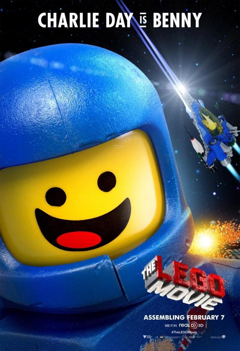 国际资讯_电影海报欣赏:乐高大电影 The Lego Movie - 设计之家