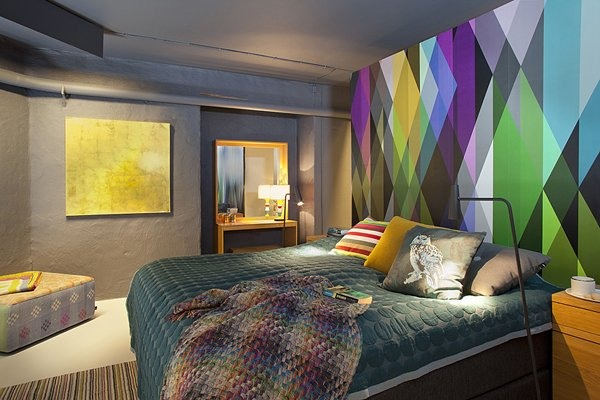瑞典温馨的现代公寓