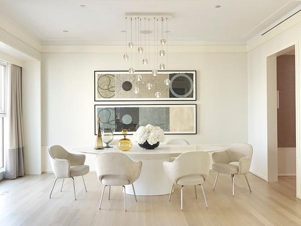 芝加哥现代公寓室内设计