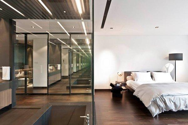 新加坡terrace现代住宅设计(4)