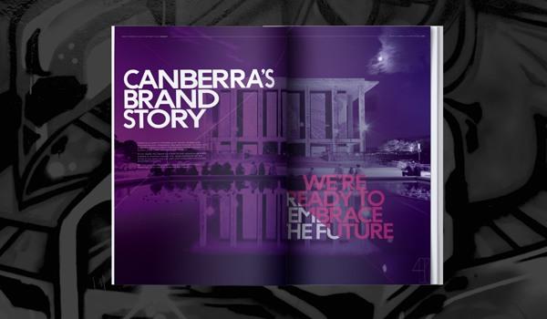 canberra new logo 7 澳大利亚首都堪培拉城市标识发布