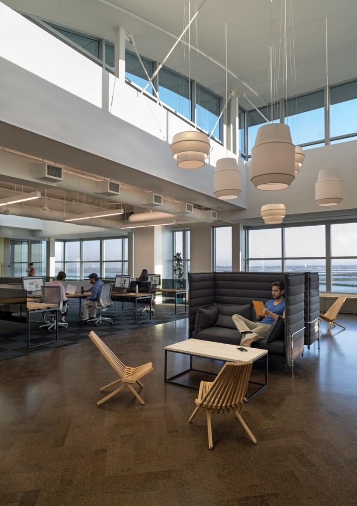 全球资讯_Zazzle现代开放式办公空间设计(3) - 设计之家