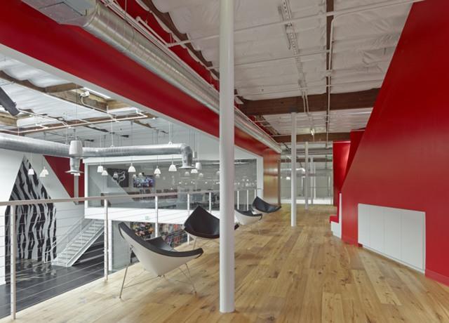 Foxhead现代办公空间设计