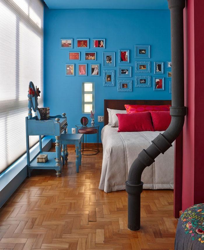 巴西现代风格公寓设计