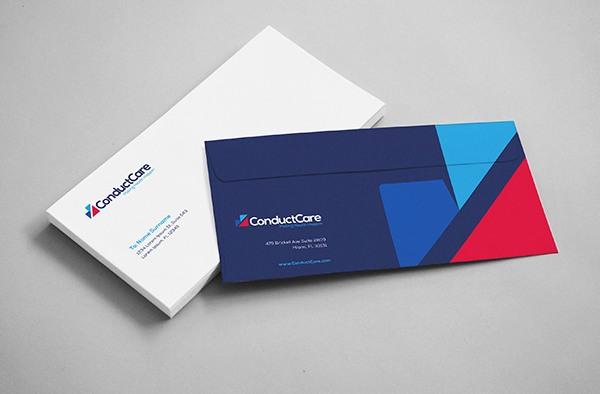 20个国外创意信封设计欣赏(2)